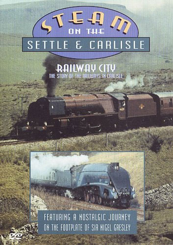 Steam on the Settle To Carlisle Railway / Railway City [DVD]